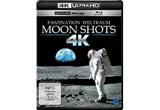 Moon Shots 4K - (4K Ultra HD Blu-ray + Blu-ray)