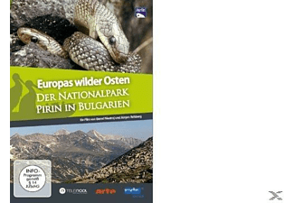 Europas Wilder Osten - Der Nationalpark Pirin in Bulgarien - (DVD)