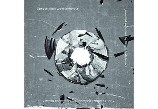 VARIOUS - Compost Black Label Series Vol.6 - (CD)
