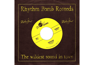 Twisted Rod - Get On The Train/Rattle Shakin' Mama - (Vinyl)