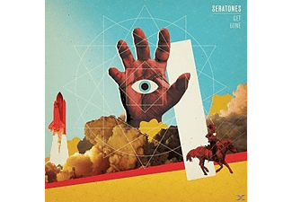 Seratones - Get Gone - (CD)