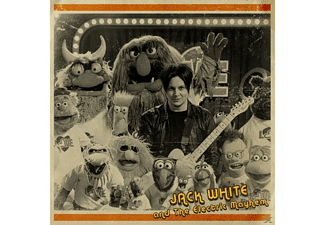 The Electric Mayhem, Jack White - You Are The Sunshine Of My Life - (Vinyl)