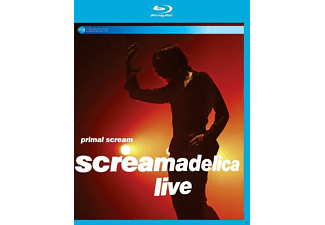 Primal Scream - Screamadelica-Live - (Blu-ray)
