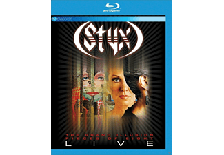 Styx - The Grand Illusion & Pieces Of Eight Live [Blu-ray]