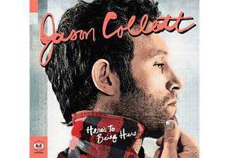 Jason Collett - Heres To Being Here (LP) - (Vinyl)
