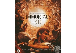 Immortals (3D) | Blu-ray