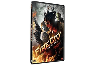 Fire City - End Of Days | DVD