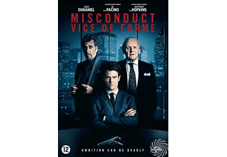 Misconduct | DVD