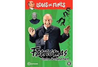 Fantomas Contre Scotland Yard | DVD
