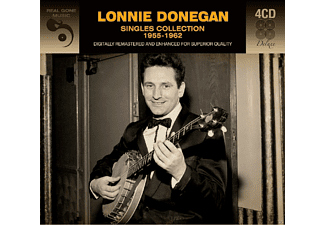 Lonnie Donegan - Singles Collection 1955-1962 [CD]