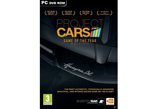 Project Cars: Game Of The Year Edition PC