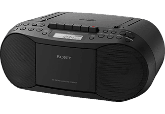 SONY CFD-S70 Black