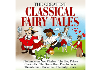 VARIOUS - The Greatest Classcial Fairy Tales - (CD)
