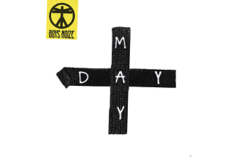 Boys Noize - Mayday (2LP+MP3/Gatefold/Poster) - (LP + Download)