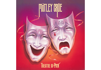 Mötley Crüe - Theatre Of Pain - (Vinyl)
