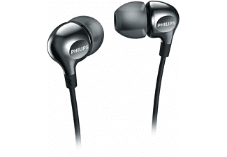 PHILIPS SHE3700 Zwart