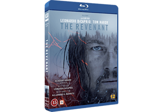 The Revenant Äventyr Blu-ray