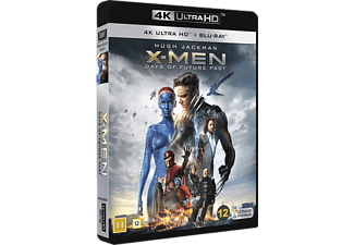 X-Men: Days of Future Past Action 4K Ultra HD Blu-ray