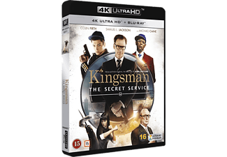 Kingsman: The Secret Service Action 4K Ultra HD Blu-ray