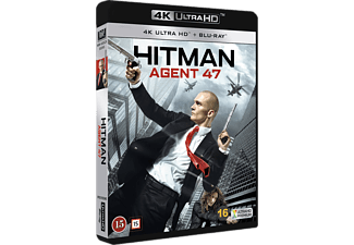 Hitman: Agent 47 Action 4K Ultra HD Blu-ray