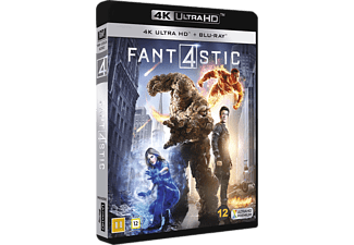Fantastic Four Action 4K Ultra HD Blu-ray
