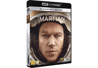 The Martian Science Fiction 4K Ultra HD Blu-ray
