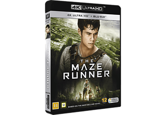 The Maze Runner Science Fiction 4K Ultra HD Blu-ray