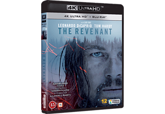 The Revenant Äventyr 4K Ultra HD Blu-ray