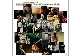 VARIOUS - Anthology Of Turkish Experimen - (Vinyl)