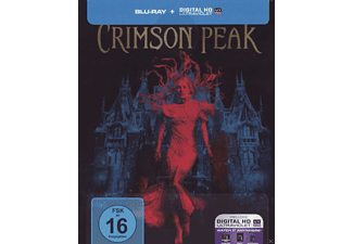 Crimson Peak (Exklusive Steel-Edition) - (Blu-ray)