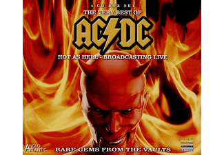 AC/DC - Rare Gems From The Vaults: The Very Best Of AC/DC - Hot As Hell-Broadcasting Live - (CD)