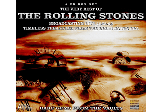 The Rolling Stones - Rare Gems From The Vaults: The Very Best of Rolling Stones Broadcasting Live 1962 - 1965 - (CD)
