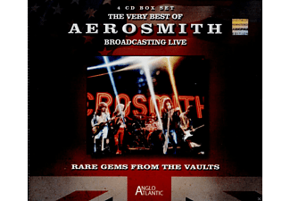 Aerosmith - Rare Gems From The Vault: Aerosmith Broadcasting - (CD)