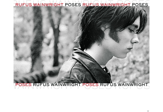 Rufus Wainwright - Poses - (Vinyl)