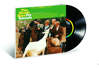 The Beach Boys - Pet Sounds - 50th Anniversary Stereo Edition (Vinyl LP (nagylemez))