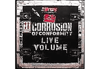 Corrosion Of Conformity - Live Volume (Ltd.Digipak) - (CD)