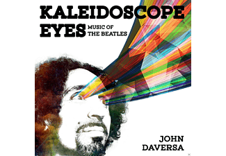 John Daversa - Kaleidoscope Eyes-Music Of The Beatles - (CD)