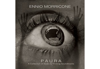 Ennio Morricone - Paura-A Collection Of Scary And Thrilling Sounds - (CD)