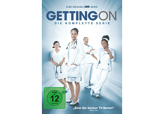 Getting On - Staffeln 1-3 [DVD]