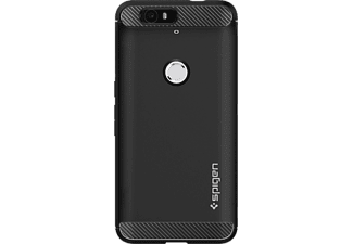 SPIGEN Rugged Armor Nexus 6P Zwart