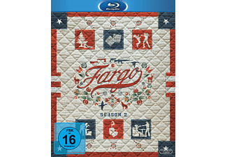 Fargo - Staffel 2 [Blu-ray]