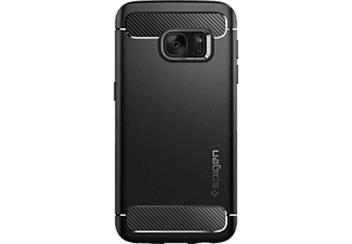 SPIGEN Rugged Armor Galaxy S7 Zwart
