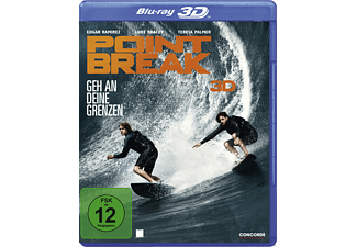 Point Break - Geh an die Grenzen - (3D Blu-ray (+2D))