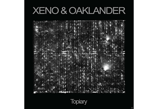 Xeno & Oaklander - Topiary - (CD)