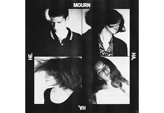 Mourn - Ha,Ha,He. - (LP + Download)