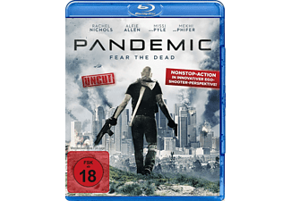 Pandemic - Fear The Dead - (Blu-ray)