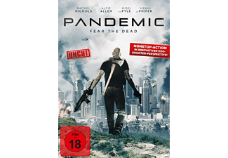 Pandemic - Fear The Dead - (DVD)