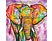 Dean Russo Kunstdruck Elephant Pop Art