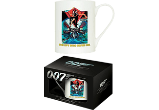 James Bond 007 - The Spy Who Loved Me - Tasse