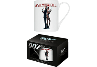 James Bond 007 - A View To A Kill - Tasse